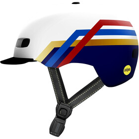 Nutcase Street MIPS Helmet vantastic notion metallic